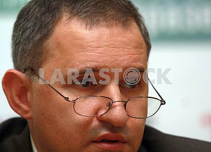 Famous Ukrainian heart surgeon Boris Todurov