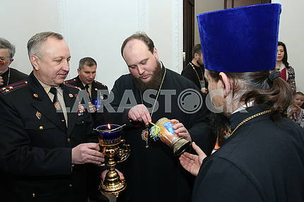 Bishop of Dneprovsky and Krivoy Rog Simeon