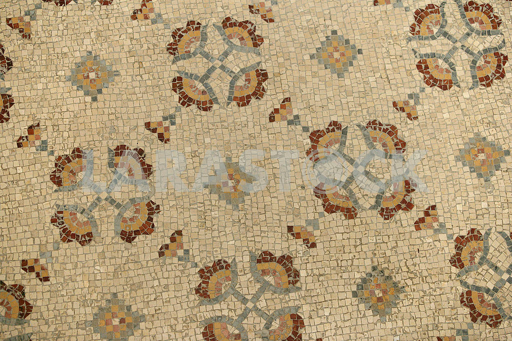 Mosaic with a color pattern — Image 49844