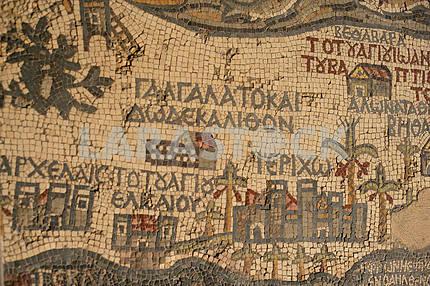 Карта Земли Галаад