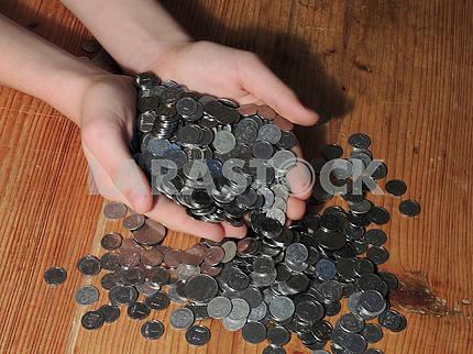 Украинские монеты - копейки