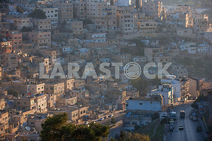 Amman in the morning
