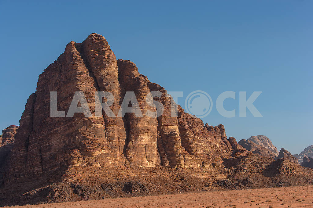 Wadi Rum, the desert in Jordan — Image 49942