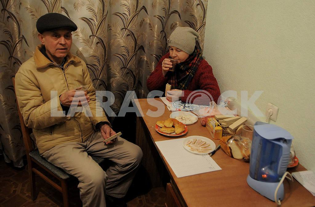 Heating point in Kiev — Image 50006