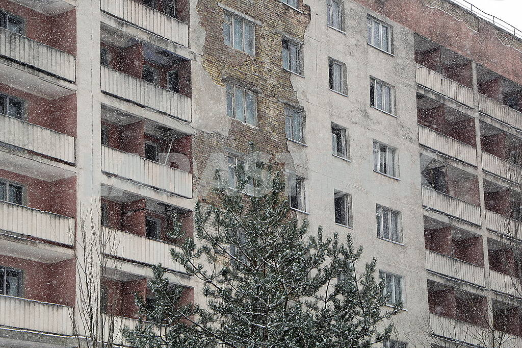 House in Pripyat — Image 50041