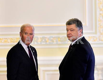 USA Vice President Joe Biden in Kiev.