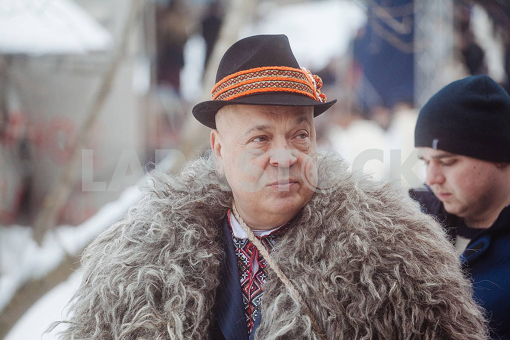 Геннадій Москаль у гуні — Image 50271