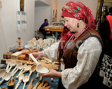 "Children's Christmas Festival ""Oreli"" in Kiev"