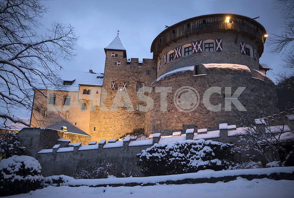 Vaduz Castle, Liechtenstein — Image 50368