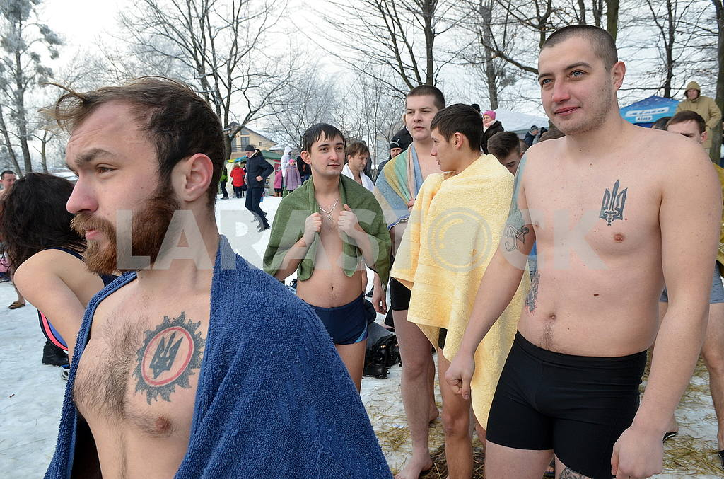 Celebration of Epiphany in Lviv — Image 50486