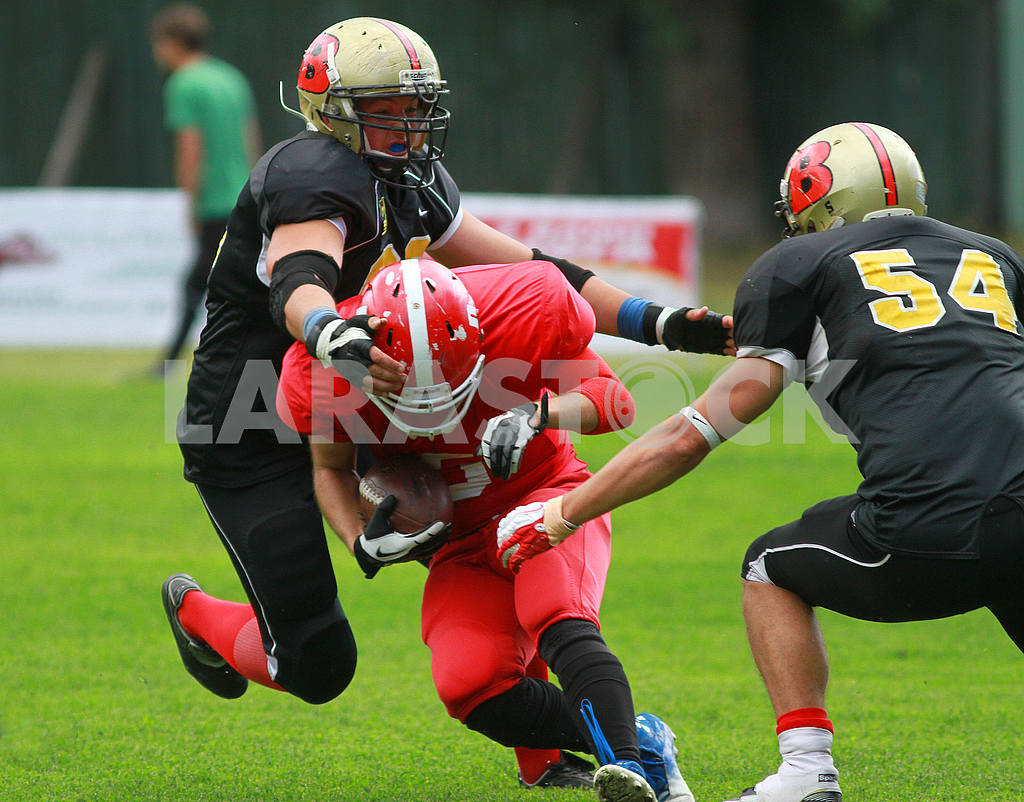 Match on the American football teams  — Image 50512