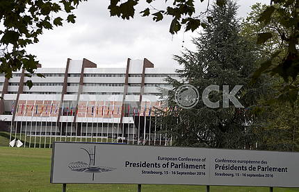 Headquarters of the Council of Europe