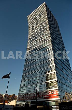 Skyscraper in Istanbul