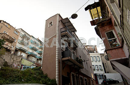Houses in Istanbul