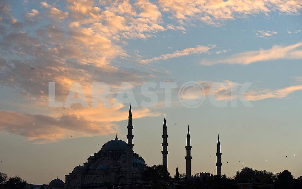 Minarets in Istanbul — Image 50604