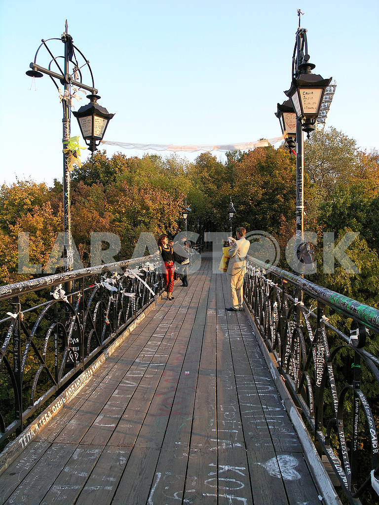 Bridge of lovers — Image 50652