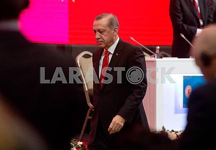 Recep Tayyip Erdogan - President of Turkey