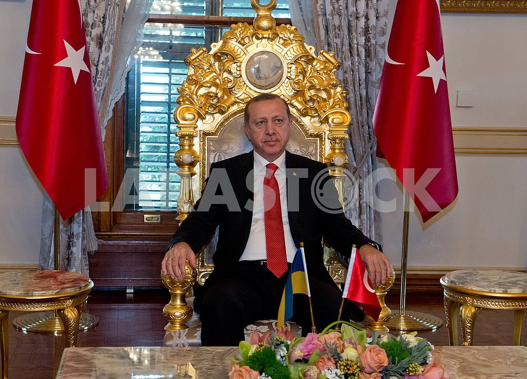 Recep Tayyip Erdogan - President of Turkey — Image 50655