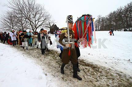 Маланка из села Шебутинцы