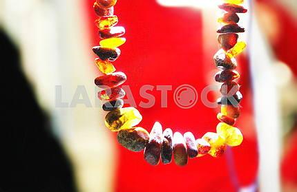 Exhibition World of stones, amber, beads
