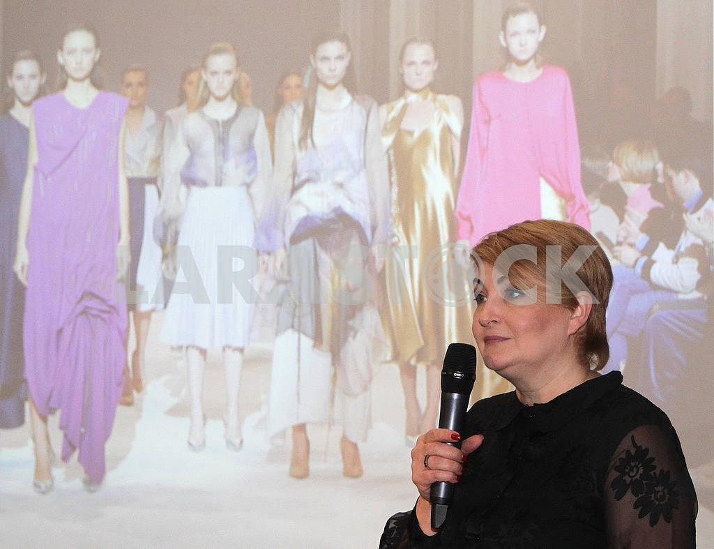 Irina Danilevskaya - Head of Ukrainian Fashion Week — Image 50726