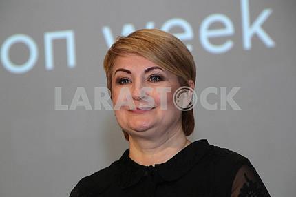 Irina Danilevskaya - Head of Ukrainian Fashion Week