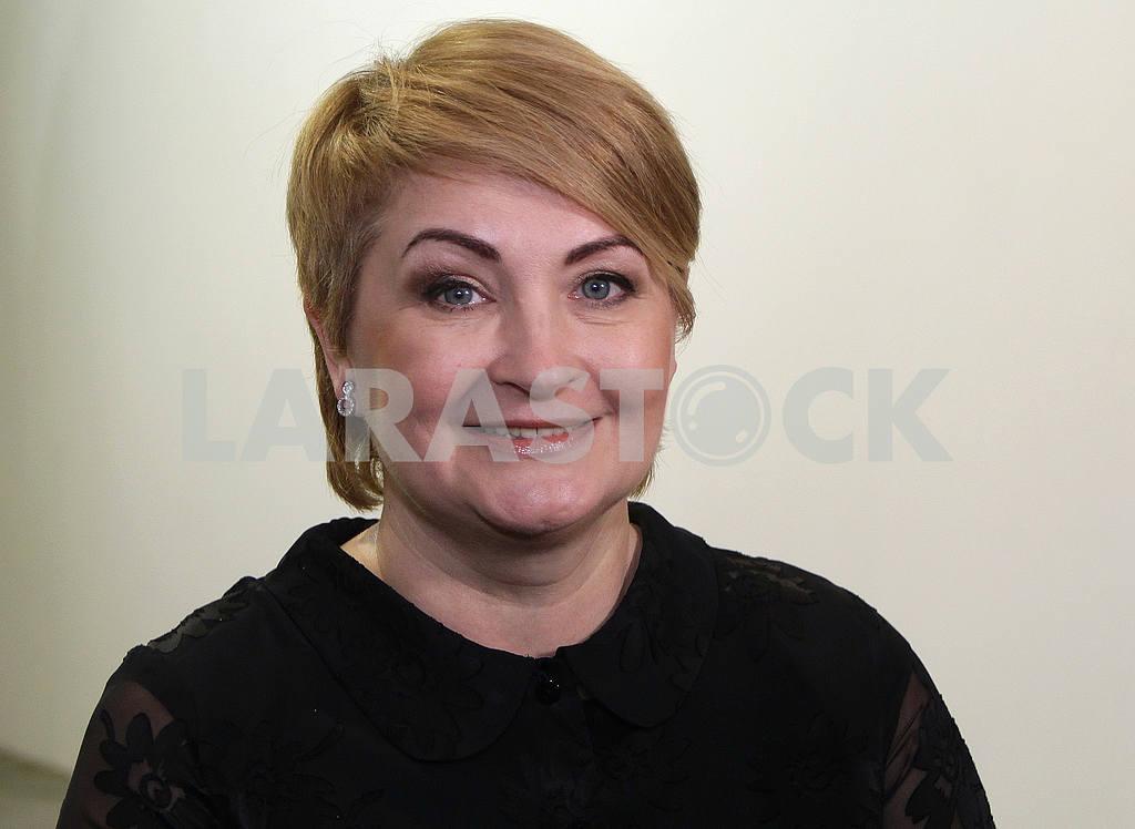Irina Danilevskaya - President of Ukrainian Fashion Week — Image 50728