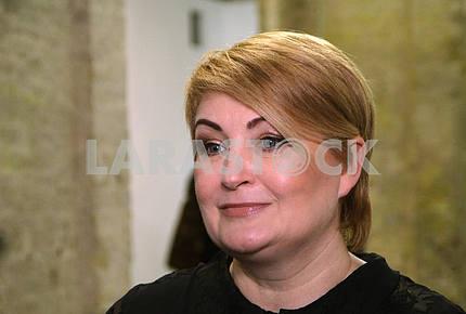 Irina Danilevskaya - the founder of Ukrainian Fashion Week