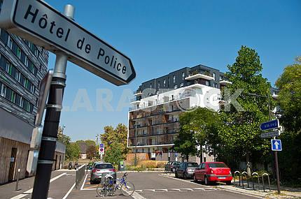 Police Hotel in Strasbourg