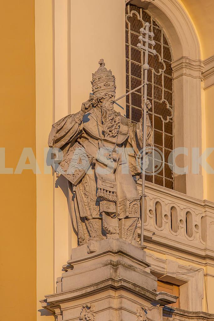 Statue of Metropolitan Atanasius — Image 50747