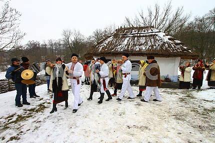 "Amatorsky folklore collection ""Julinets"""