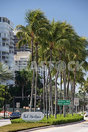 Collins Avenue. Miami
