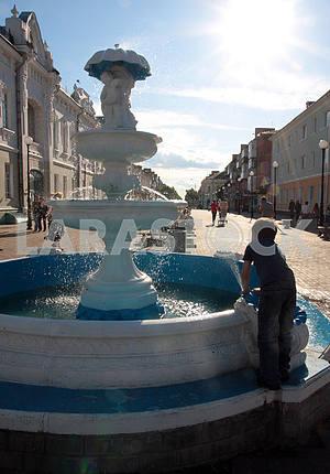 Glukhov Central Street