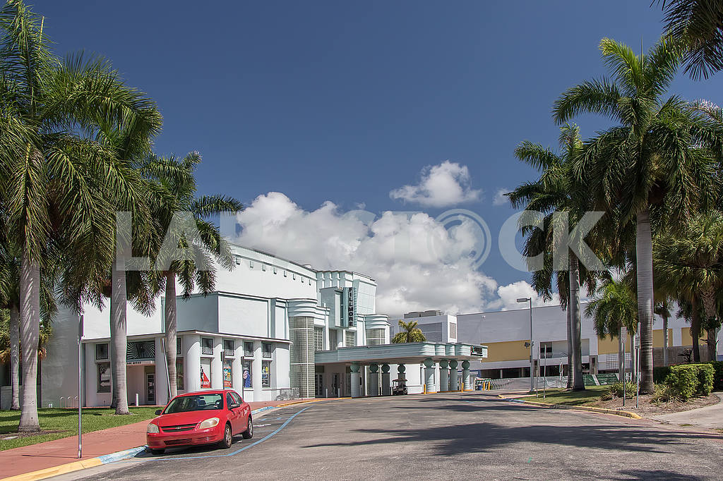 Theatre for the Performing Arts in Miami Jackie Gleason. — Image 50862