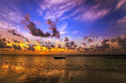 Beach Mombasa