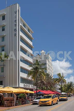 Отель Виктор в Майами-Бич