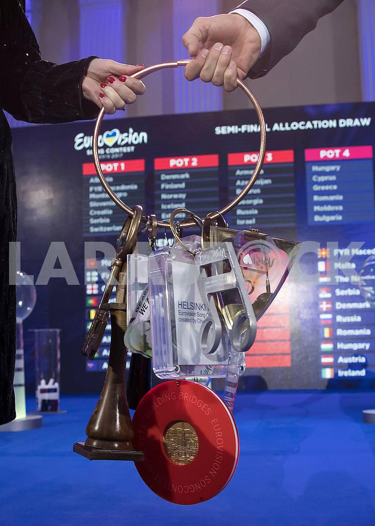 Symbolic keys of Eurovision — Image 51091