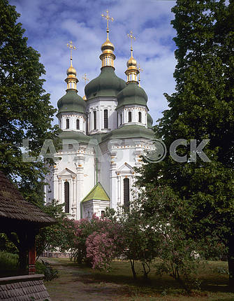 Vydubitsky Monastery in Kiev