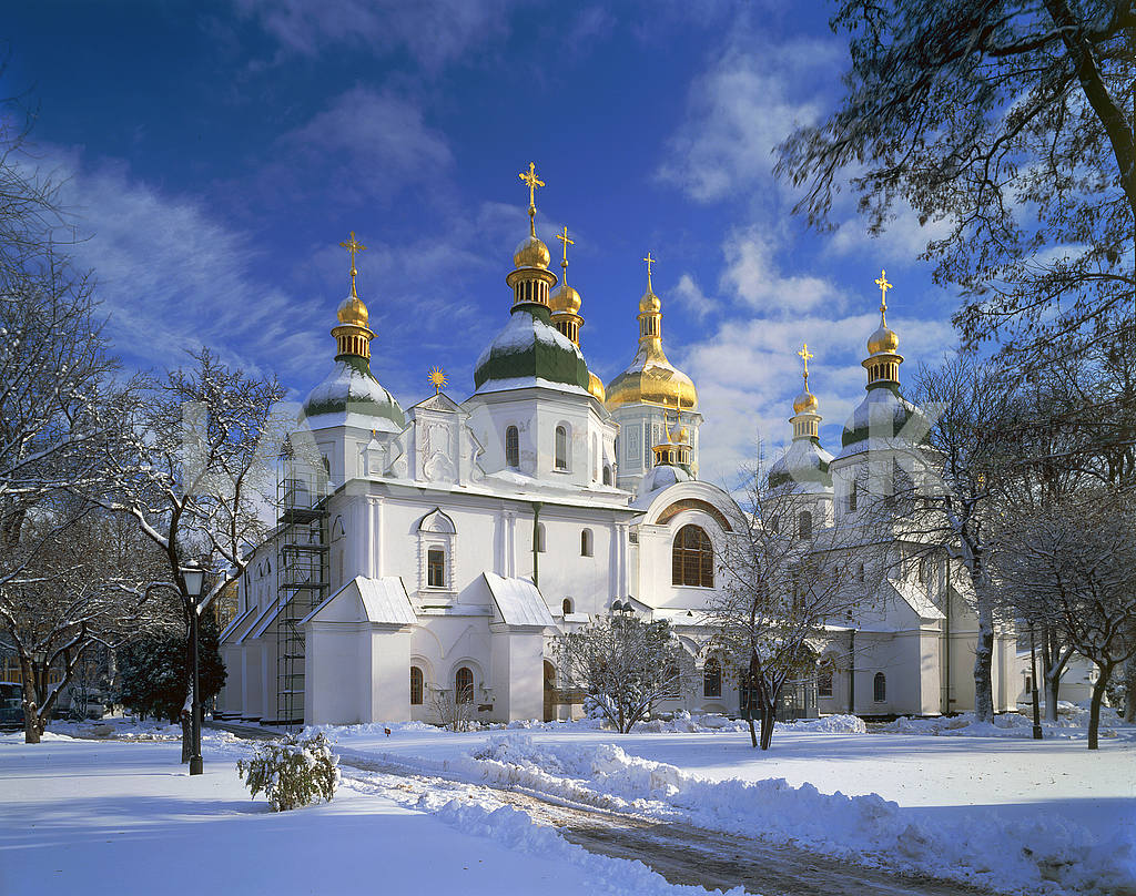 St. Sophia Cathedral in Kiev — Image 51124
