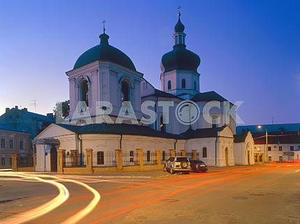 Church of St. Nicholas the Pristisk in Kiev