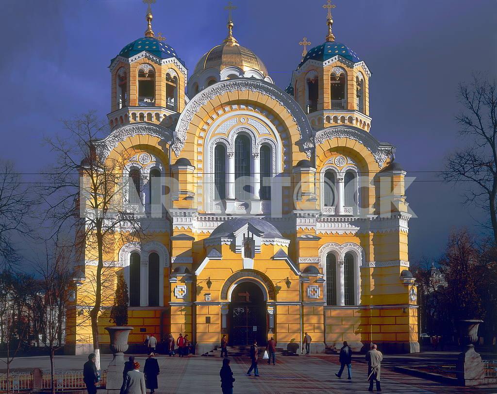 St. Vladimir's Cathedral in Kiev — Image 51136