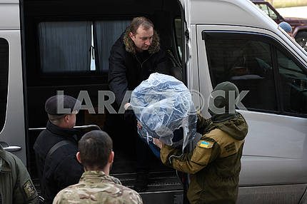 Humanitarian assistance in Avdeevka