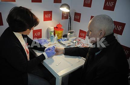 Экспресс-тест на ВИЧ / СПИД
