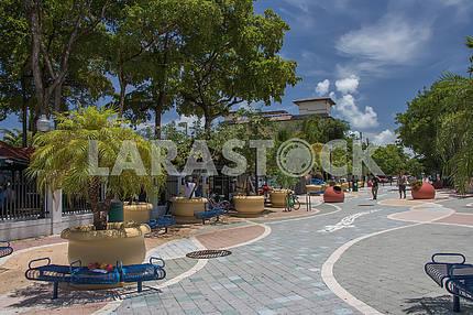 Юго-Запад 15-я авеню. Майами