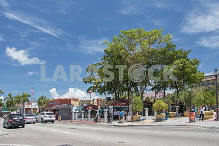 Домино парк. Майами