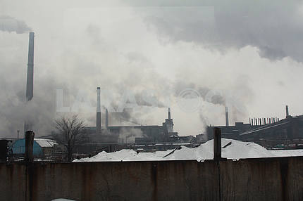 Avdeevsky Coke and Chemical Plant
