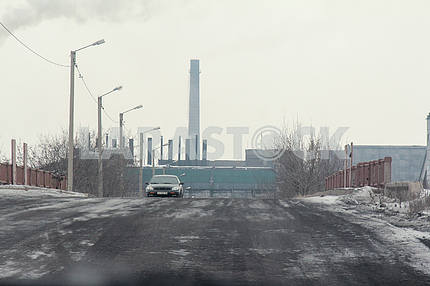 Avdeevsky Coke and Chemical Plant