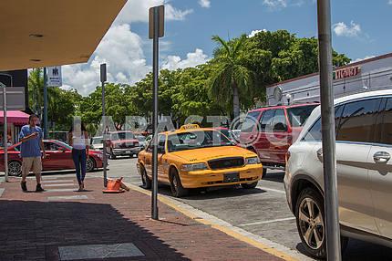 Street Olga Gillot-Way. Miami