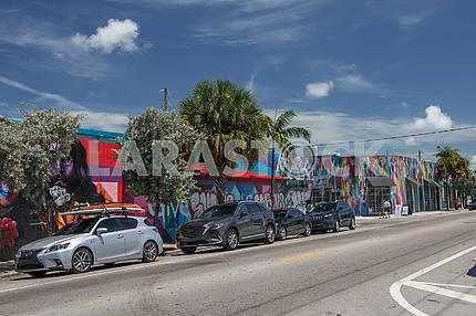 На улицах Майами