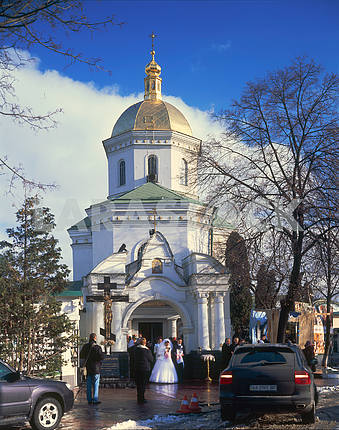 Ilyinsky Church on Podol